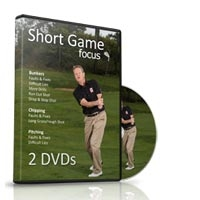 Short game golf DVD/Video