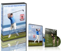 Short Game and Long Game - 4 DVD disc set